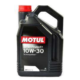 Garrafa de aceite mineral 2100 Protect+ 10W-30 MOTUL