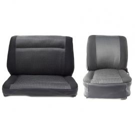 Par de asientos delanteros para Combi