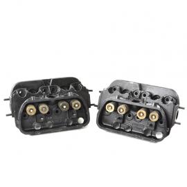 Par de Cabezas Restauradas de Motor de Carburador Originales para VW Sedan 1500, Combi 1500