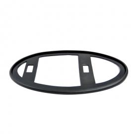 Hule de Calavera Negro Sin lado para VW Sedan 1200