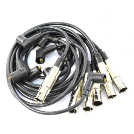 Juego de 7 Cables de Bujía de Motor 2.8L VR6 para Golf Mk3, Jetta Mk3, Passat B4