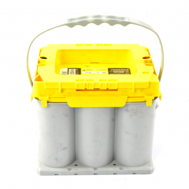 Batería OPTIMA de alto rendimiento modelo Amarillo