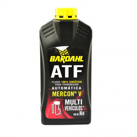 Aceite ATF Sintetico para transmisiones automáticas MERCON ...