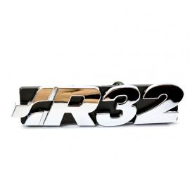 Letrero de parrilla R32 Original para Golf A4