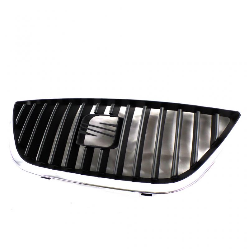 Parrilla de panal con marco cromado para Ibiza Mk4 - Refaccionaria Mario