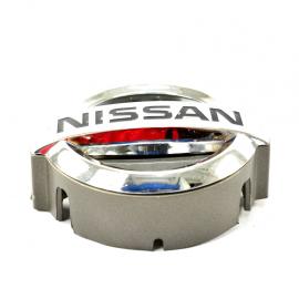 Emblema de parrilla NISSAN para Pick Up D22