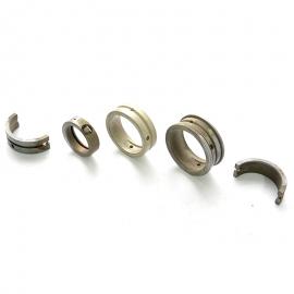 Juego de Metales de Centro Medida Estándar x 80  para VW Sedan 1600, 1600i, Combi 1600, Brasilia, Safari, Hormiga