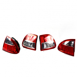 Juego de calaveras con stop de LED para León Mk1