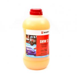 Shampoo detergente con Cera para uso Automotriz Wurth