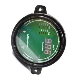 Velocímetro Digital con lectores luminosos y caratula color Verde para V.W. Sedan 1600, 1600i, Combi 1600