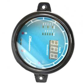 Velocímetro Digital con lectores luminosos y caratula color Celeste para V.W. Sedan 1600, 1600i, Combi 1600