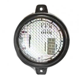 Velocímetro Digital con lectores luminosos y caratula cromática para V.W. Sedan 1600, 1600i, Combi 1600