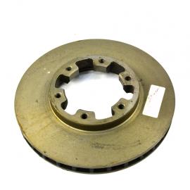 Disco de freno ventilado de ruedas delanteras para Urvan