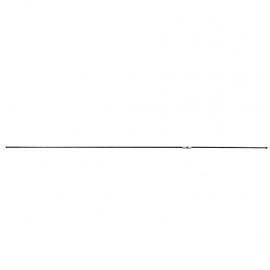 Tubo de frenos de 78 Centímetros con terminales roscadas para Tsuru 1,2,3