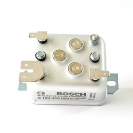 Regulador de Voltaje de Generador BOSCH para VW Sedan 1600, Combi 1600, Brasilia, Safari, Hormiga