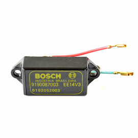 Regulador de Voltaje de Alternador BOSCH para VW Sedan, Combi, Brasilia, Safari, Hormiga
