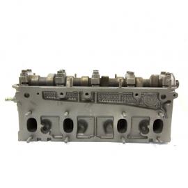 Cabeza de motor ORIGINAL con Arbol de levas, Buzos y válvulas para Polo 9N Motor 2.0L