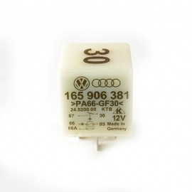 Relay de Control de Computadora con 5 Patas Original Número 30 para VW Sedan 1600i, Golf A3, Jetta A3, Derby