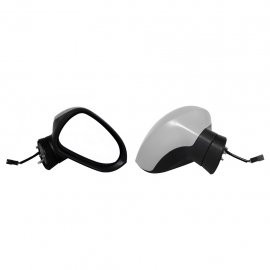 Espejo Lateral Derecho VM con Control Eléctrico y Desempañante para Ibiza Mk4