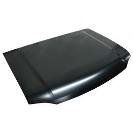 Cofre Flector de Motor AGP Color Negro para Pick Up D22, Frontier