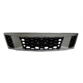 Parrilla Angosta sin Emblema Color Gris y Negro para Urvan NV350