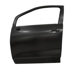 Puerta Delantera Lado Izquierdo Sin Bisagras Color Negro Isaka para Chevrolet Trax