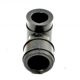 Manguera Cople Conector de Ductos y Tomas de Respiración Bruck para Golf A4, Jetta A4, Beetle, Sharan, León mk1, Toledo Mk2