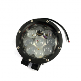Faro Auxiliar con Diodos LED de 5.5 Pulgadas Universal