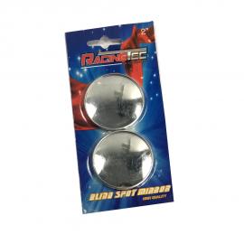 Juego de Lunas Universales de Espejo Convexas de Visión Panorámica Ojo de Venado.