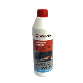 Botella de Crema WURTH Hidratante y Protectora de Vestiduras de Cuero