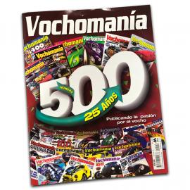 Revista Vochomania No. 500
