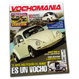 Revista Vochomania No. 501