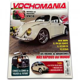 Revista Vochomania No. 502