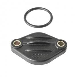 Tapón de Cabeza de Motor Negro con Liga Autoeuroplast para Combi 1800