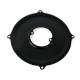 Tolva Negra de Generador o Alternador para VW sedan, Combi, Brasilia, Safari (Motores 1600)