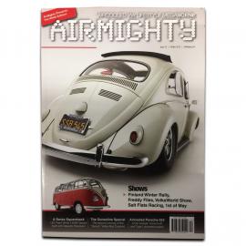 """Revista """"AIRMIGHTY"""" Edicion 12"""