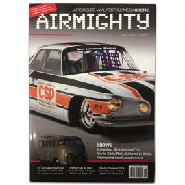 """Revista """"AIRMIGHTY"""" Edicion 5"""
