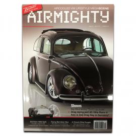 """Revista """"AIRMIGHTY"""" Edicion 4"""
