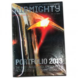 "Revista ""AIRMIGHTY"" Portfolio 2013"