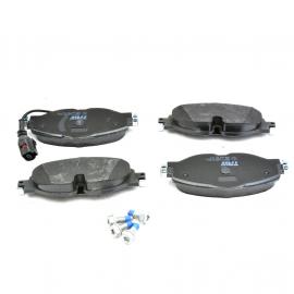Balatas de Disco Delanteras con Sensor TRW para Golf Mk7, GTI, Leon, Ateca, Audi A3, TT, SportWagen, Jetta, Caddy