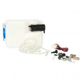 Depósito de Agua de Limpiadores Universal con Motor y Accesorios Tunix