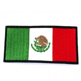 Parche de Tela con Emblema MEXICO para uso General