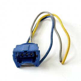 Arnés Conector de Sonda Lambda de 3 Cables para VW Sedan 1600i