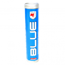 Tubo de Grasa RESURS Azul para Rodamientos y Baleros de Alta temperatura