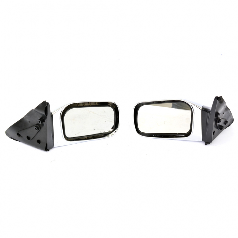 Carcasas de cromo para espejo retrovisor
