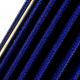 Filtro de Alto Flujo UNIVERSAL Tipo Pino Color AZUL para VW Sedan, Combi 1500, 1600, Brasilia, Safari, Hormiga