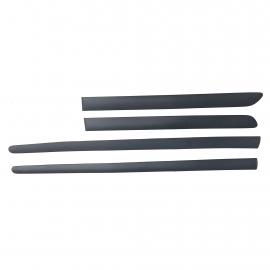 Juego de Molduras de Puertas Adheribles para Golf A6, GTI 2 Puertas