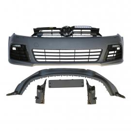 Facia Delantera Completa para Golf A6 Versión R32