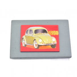 Cuadro Decorativo con la Imagen de VW Sedan 1200 Tamaño Chico