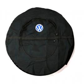 Funda para Llanta de Refacción de Vw Sedan (Cualquier Modelo)